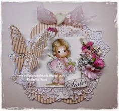 Nellie's Handmade Cards. .: A reminder of the Challenge at Marvelous Magnolia.