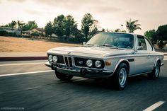 Driven by Design: BMW E9 3.0CS | Petrolicious