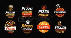 69915510-pizza-logo-label-element-pizzeria-restaurant-food-set-icons-vector-illustration.jpg (450×245)