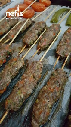 Lyrics of the Artists You Like Kebab Recipes, Diy Crafts Hacks, Cafe Menu, Turkish Recipes, Homemade Beauty Products, Meatloaf, Cooking Recipes, Meatball, Food