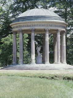 Temple of Love at the Palace of Versailles in France