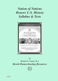 nations nationalisme course syllabus