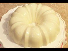 Gelatina De Crema De CoCo - YouTube