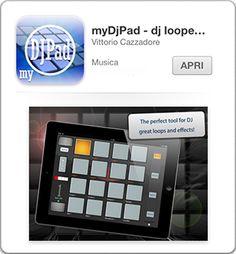Una collezione incredibile di effetti e LOOP!  myDjPad è un'applicazione musicale per iPad dedicata al mondo dei Dj.  - Vuoi divertirti inse...
