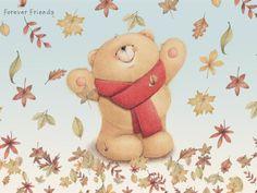 #foreverfriends #teddy #autumn