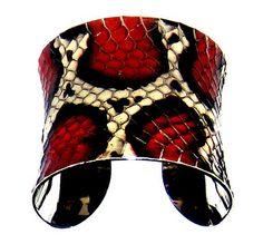 coral snake cuff