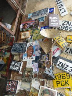 """""""Obama Shop"""", Zanzibar"""