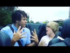 Bindi Irwin's brother and beau Chandler sing along to Adele - YouTube