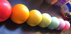 My Eos Lip Balm Collection | LUUUX