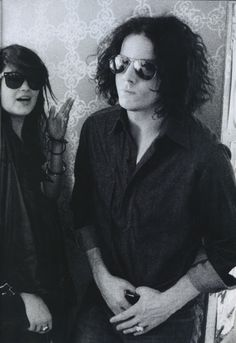 Alison Mosshart and Jack White