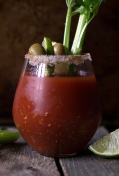 The Best Bloody Mary recipe! A secret ingredient puts this cocktail over the top delicious! A crowd pleaser! Perfect for Brunch, Holidays, Mothers Day! Best Bloody Mary Recipe, Bloody Mary Recipes, Bloody Mary Salt Rim Recipe, Bloody Mary Recipe With Horseradish, Bloody Mary Spice Mix Recipe, Fun Drinks, Yummy Drinks, Mixed Drinks, Cocktail Drinks