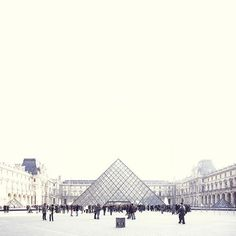 entry from Spires and Gargoyles The Louvre.The Louvre. Oh The Places You'll Go, Places To Travel, Places To Visit, Beautiful World, Beautiful Places, Hotel Des Invalides, Louvre Paris, Montmartre Paris, Louvre Palace