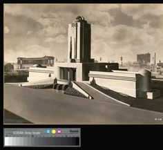 Century of Progress International Exposition, Sears, Roebuck and Company Building :: Archival Image & Media Collection