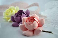 Hairpin claycraft by DECO IRYNA SHevchyk