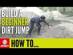 (5) How To Build A Beginner Mountain Bike Dirt Jump - YouTube