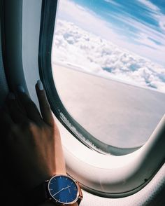Time for a get away ✈️⌚️ When Youre In Love, Irving Berlin, See The Sun, Girls Best Friend, Blue Bird, Airplane View, Bali, Jewelery, Nature