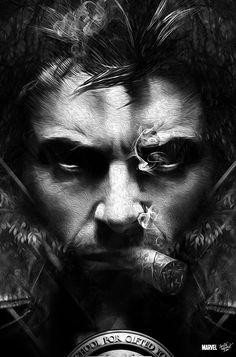 FANTASMAGORIK® IMMORTAL WOLVERINE by Nicolas Obery