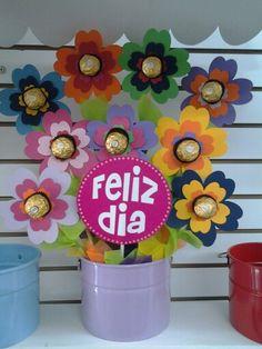 Ferrero en flor