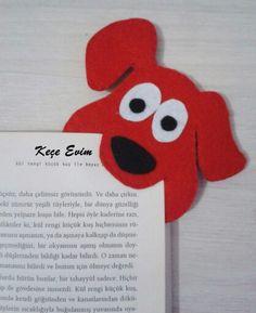 Keçe ayraç /bookmarks instagram @kece_evim