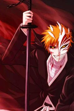 Bleach Wallpaper Ichigo Hollow Mask