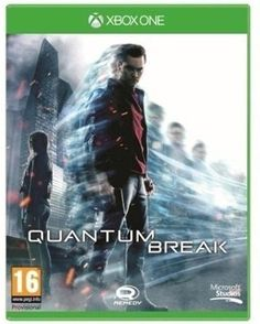 Another Xbox One box art Quantum Breaks out