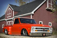 FEATURE: 1968 Chevrolet C-10 Pickup