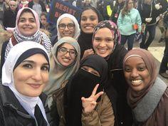 (100) Hashtag #WomensMarch na Twitteru