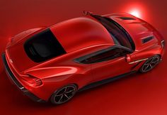 The impressive new Aston Martin Vanquish Zagato concept, is made entirely from carbon fiber. Aston Martin unveils their latest creation with Italian… Aston Martin Vulcan, New Aston Martin, Aston Martin Cars, Martin S, Aston Martin Vanquish Zagato, Quad, Automobile, Shooting Brake, Sport Cars