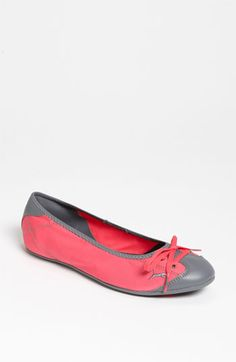 For Mother's Day:   PUMA 'Lily' Ballet Flat