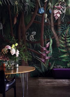 LOOKS IN THE FOREST - Design by Francesca Besso
