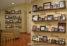 Embracing Life's Journey: Photo Gallery Wall