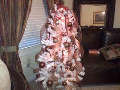 My Chocolate and rust tree....