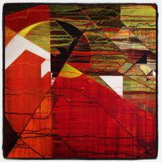 Viktor Majdandzic, Detail of #painting