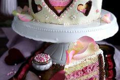 Apfelkäsekuchen mit knusprigen Zimtstreusel - Zungenzirkus Cappuccino Torte, Food And Drink, Butter, Desserts, Marzipan, Sweet Recipes, Pie, Cake Ideas, Dessert Ideas