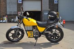 DIY Electric motorcycle
