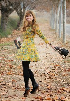 LADY DRESS AND REBECCA MINKOFF BAG