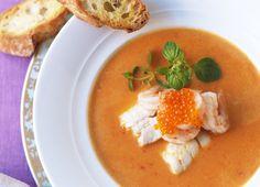 En soppa kan både vara gott och en hit för dig som vill ha koll på vikten. Med…
