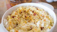 Arroz asiático con huevos - Recetízate