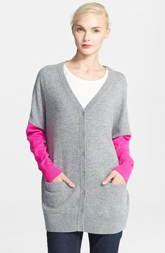 kate spade new york oversize wool cardigan available at #Nordstrom