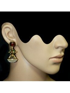 ethnic-polki-work-earrings-carved-with-stone-and-beads