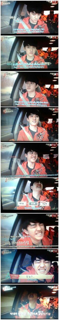 Suka banget sama senyumnya kyungsoo♥♥♥♥ #kyungsoo #do #exok #exo