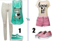 El 1 o 2?