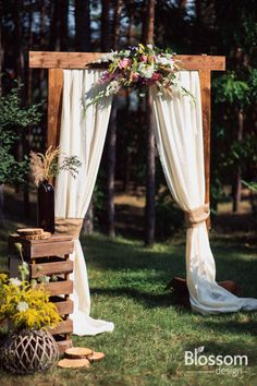 New diy wedding arbor decorations backyards Ideas Wedding Arbor Decorations, Diy Wedding Arbor, Wedding Gate, Wedding Aisle Outdoor, Wedding Arch Rustic, Wedding Ceremony, Wedding Ideas, Wedding Backyard, Outdoor Ceremony