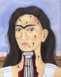 Frida Kahlo [Mexican Painter, Oil paintings reproductions for sale. Museum quality at the lowest price. Frida Kahlo Exhibit, Diego Rivera, Oil Painting Reproductions, Fashion Sketches, Oil Paintings, Artworks, Disney Characters, Fictional Characters, Stationery