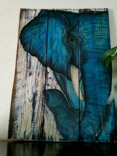 Check out this item in my Etsy shop https://www.etsy.com/listing/476594815/boho-elephant-art-hand-painted-elephant