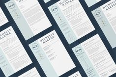 Sales Assistant Resume with Logo. Account Manager CV & Simple Resume Design with Cover Letter and References Page | Eirify Simple Cover Letter, Cover Letter Format, Cover Letter Example, Cover Letter Template, Modern Resume Template, Creative Resume Templates, Cv Template, Resume Layout, Resume Writing