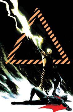 Rafael Albuquerque - Batman Beyond