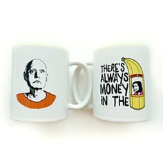 The Banana Stand Mug - Arrested Development | PeachyApricot – PeachyApricot