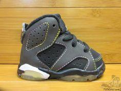 Vtg OG 2010 Nike Air Jordan VI 6 s sz 2c V Lakers Retro Infrared Black White #Jordan #Athletic #tcpkickz Air Jordan Vi, Toddler Shoes, Nike Air, Jordans, Daddy, Athletic, Black And White, Retro, Sneakers