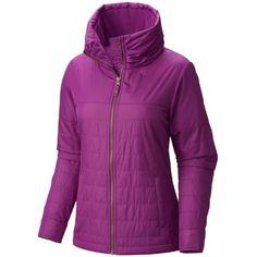 Columbia Plum Plus Size Shining Light Full Zip Jacket - Women's ($100) ❤ liked on Polyvore featuring plus size women's fashion, plus size clothing, plus size outerwear, plus size jackets, plum, full zip jacket, water repellent jacket, lightweight jacket, zip pocket jacket and zip jacket